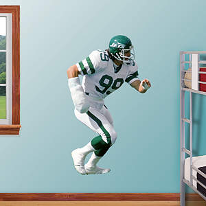 Mark Gastineau Fathead Wall Decal